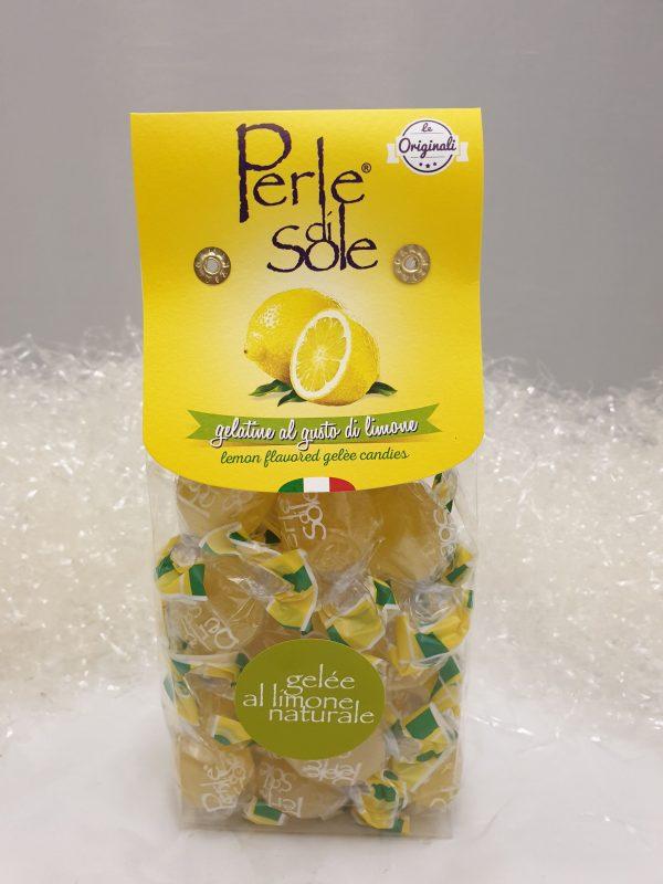 gelatine al limone